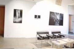 Sala de exposiciones. Vista panorámica del hall principal.