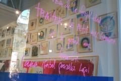 Ana Isabel Gonzalez Lago - Exposición en Campus Stellae - Entrada