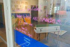 Ana Isabel González Lago - Exposicion en Campus Stellae - Lema