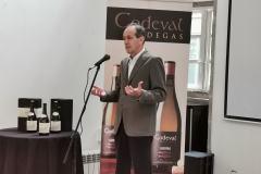 Presentación con cata de Godeval 1986 - Bodegas Godeval.