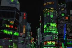 NIGHTS IN JAPAN (black light version)