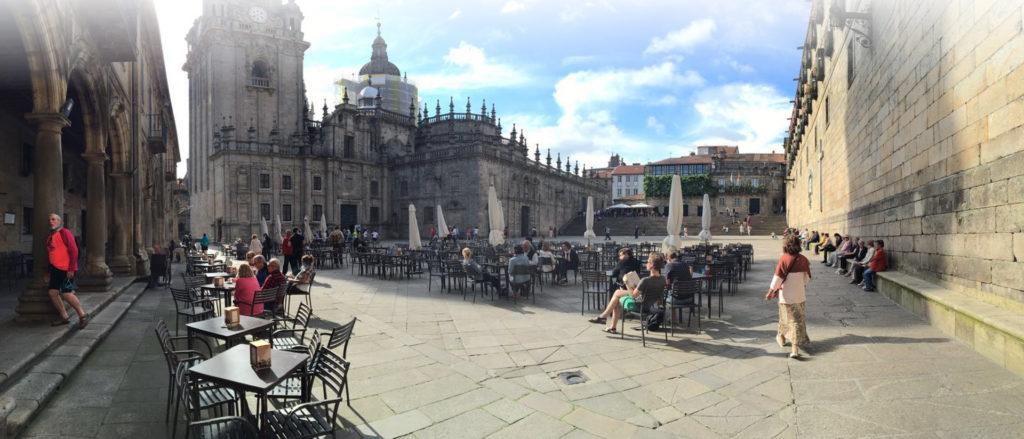 Coworking y despachos en Santiago. Plaza de la Quintana