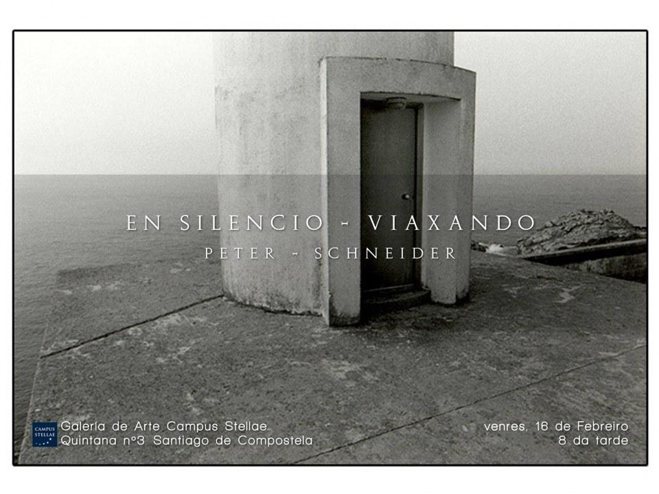 Exposición en silencio-viaxando