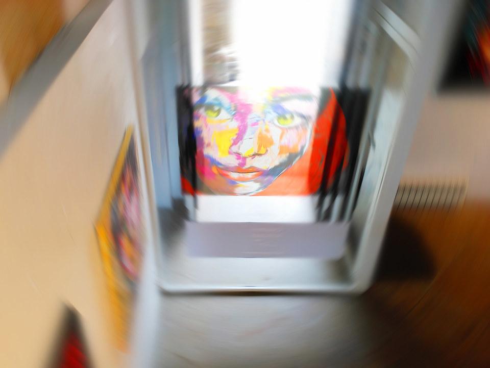 Exposición Arte Adela - Adelaida- Campus Stellae