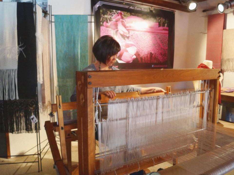 Ana Castro - Artesanía Textil - Artesanía de Galicia