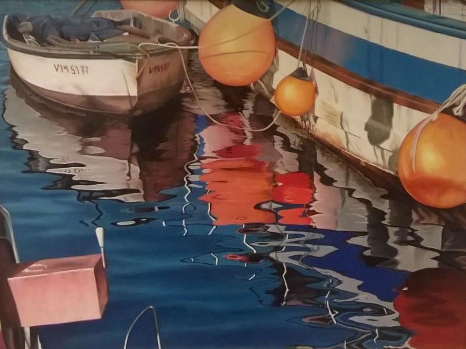 Exposición de Fernanda Fernández - Campus Stellae