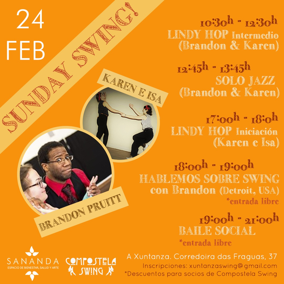 sunday swing sananda