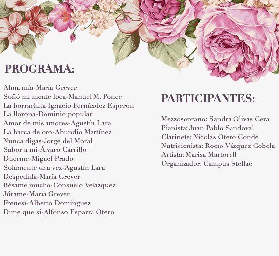 PROGRAMA MEXICO DE MIS AMORES
