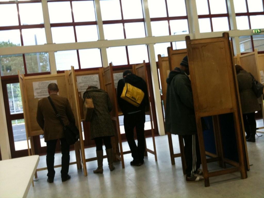 Elecciones - cómo alegar para no formar parte de una mesa electoral