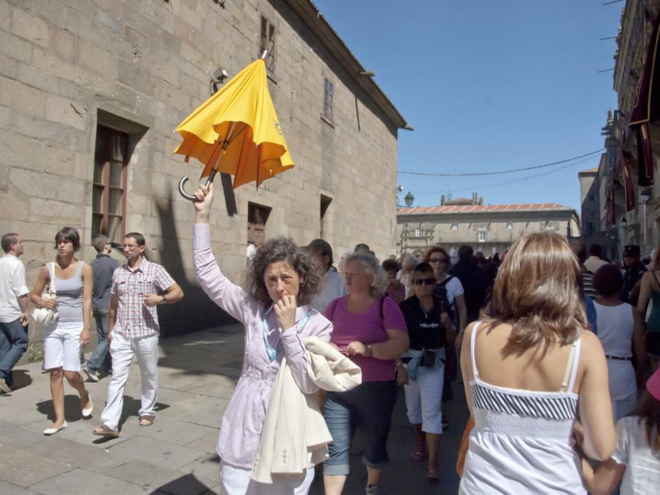 Convocatoria para trabajar como Guía en Galicia