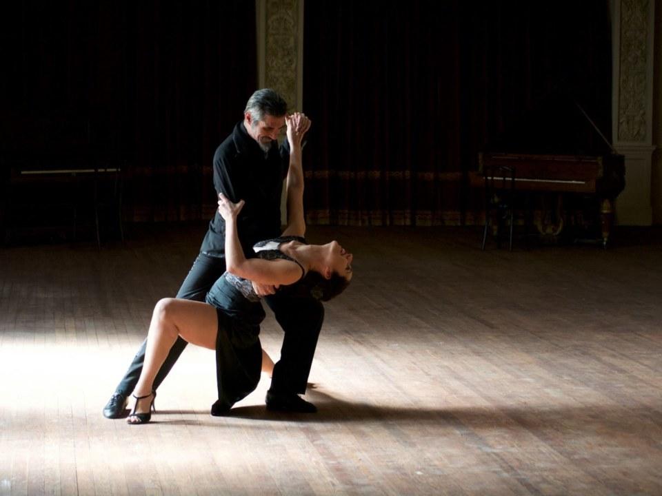 El Tango del Final del Camino - Tango en Santiago