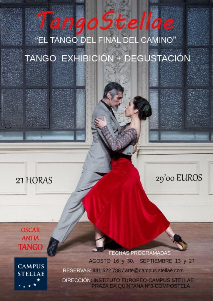 Tango en Santiago