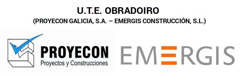 UTE OBRADOIRO PROYECON GALICIA - EMERGIS