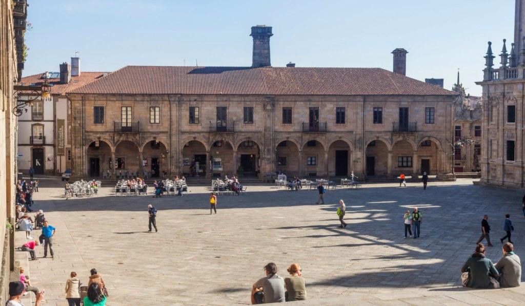 Casa da Conga - 1709 - Santiago de Compostela