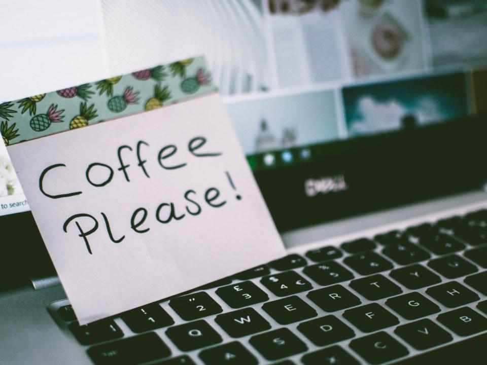 Pausa para el café - Coworking Campus Stellae