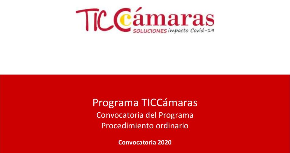 TICCámaras 2020