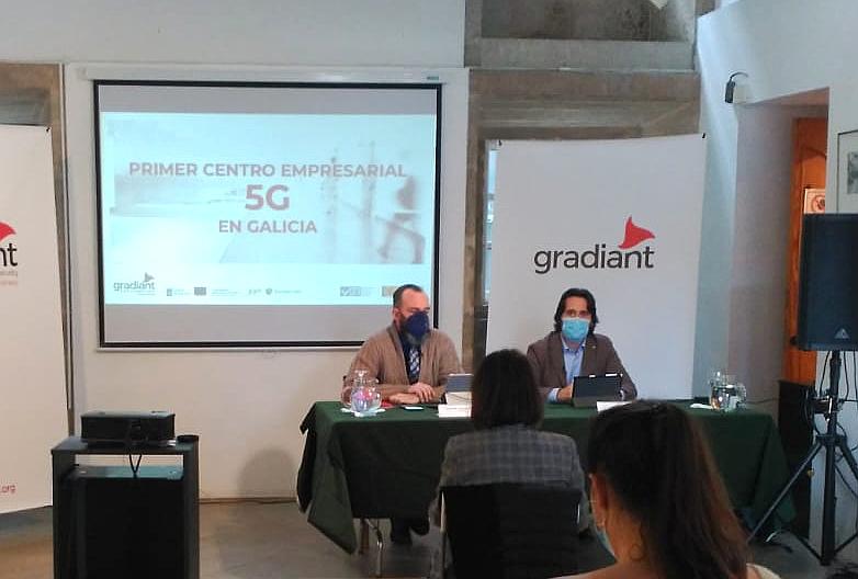 Gradiant - presentación Laboratorio 5G